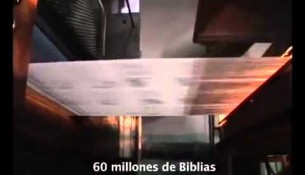 Biblia hecha en la China