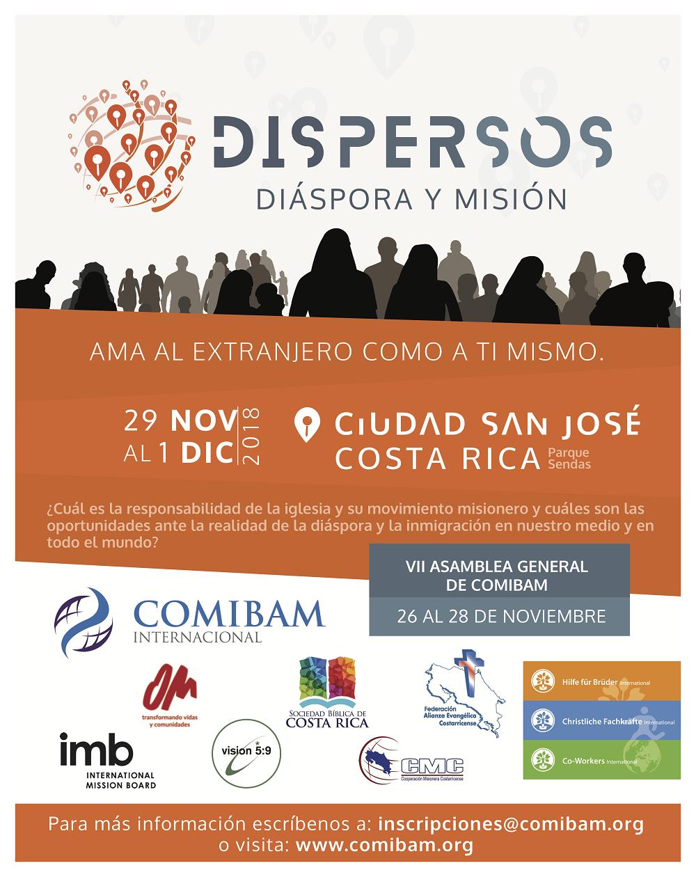 Dispersos | Diáspora y Misión