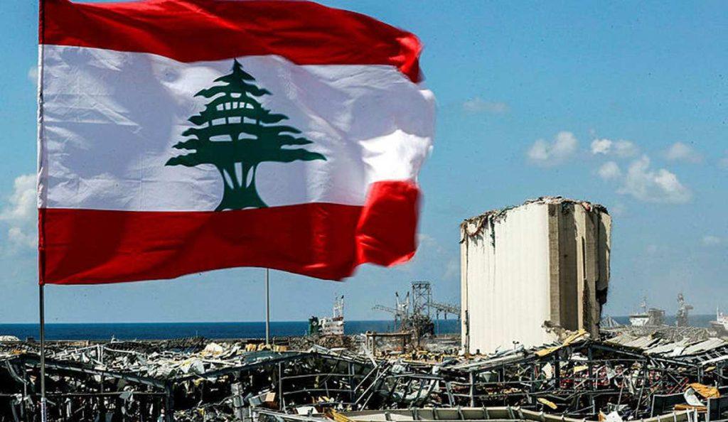 Libano-Explosion