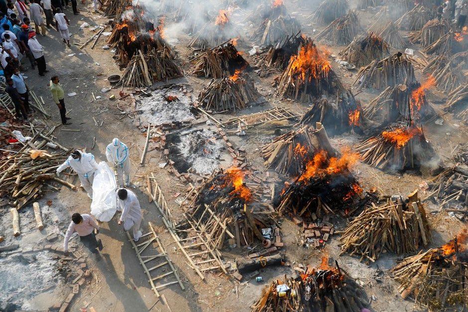 India-crematorio