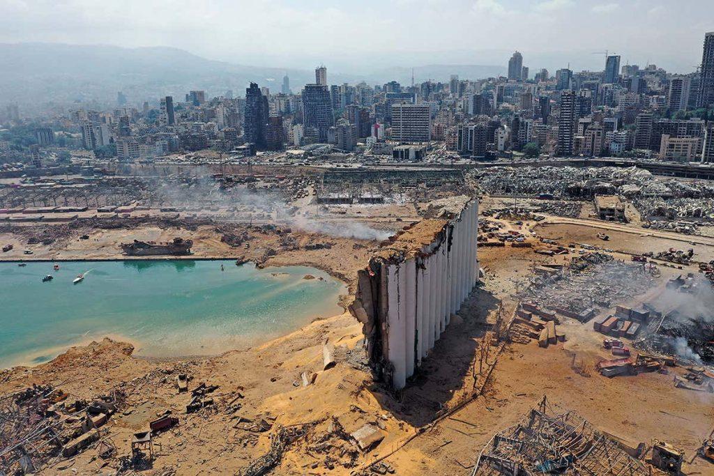 Beirut-explosion